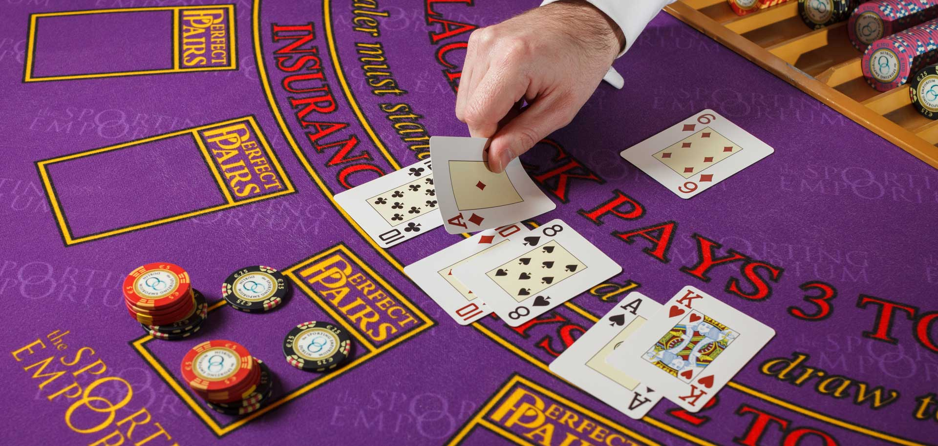 Where do newcomers to blackjack should start?